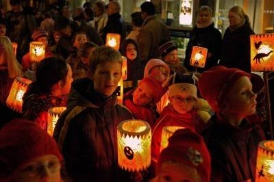 Немецкая община Петербурга отметит День святого Мартина шествием с фонариками