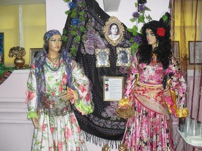 В Костроме открыли Музей культуры и быта цыган