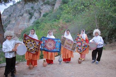 Кайтагскую вышивку покажут в Москве