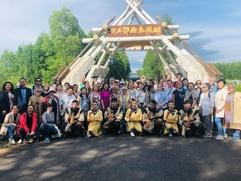 Участники тунгусской конференции пересекли государственную границу
