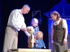 Спектакль о Холокосте показали на Алтае