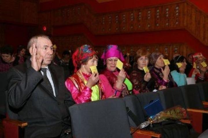 В Башкирии выбрали нового председателя удмуртского культурного центра