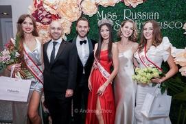 """Нганасанка завоевала титул """"Miss Russian San Francisco"""""""