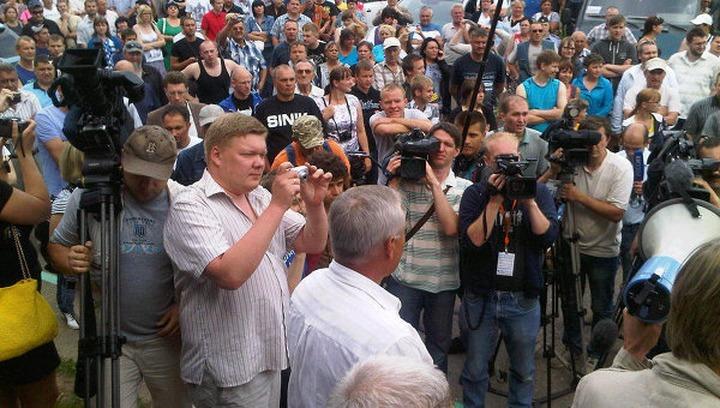 Вопрос о новом митинге в Удомле будет решать инициативная группа жителей