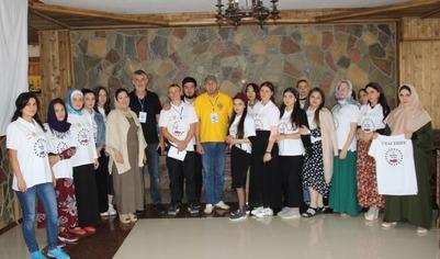 Межнациональный патриотический слет молодежи стартовал в Чечне
