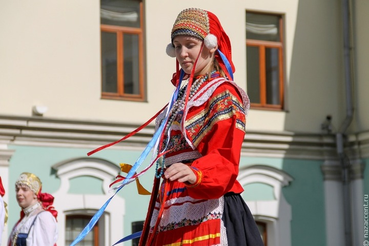 Фестиваль национальных костюмов впервые пройдет в Казани