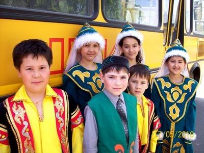В Башкирии провели первый детский Курултай