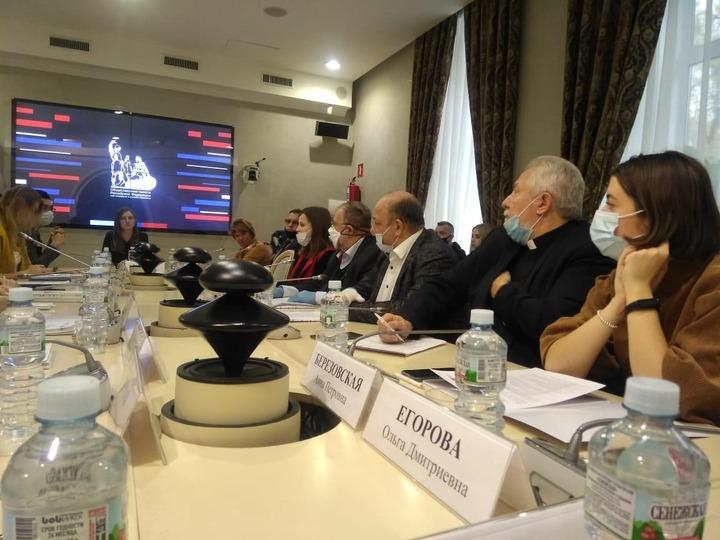 В Общественной палате обсудили роль блогеров в реализации госнацполитики