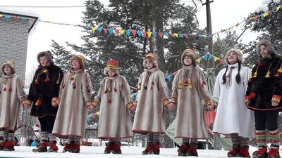 Торжественный митинг и выставка саамской мозаики пройдут в День саамов в Мурманске
