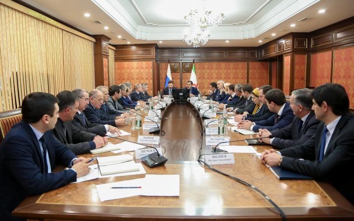 Межнациональную обстановку в Ингушетии  глава республики назвал стабильной