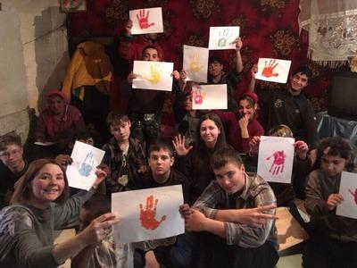 В Самарской области начались занятия с детьми из цыганских семей