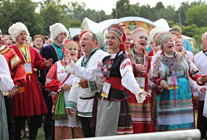 В Пензенской области провели фестиваль русской культуры