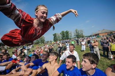 """Русские игры """"Атмановские кулачки"""" в седьмой раз пройдут в Тамбовской области"""