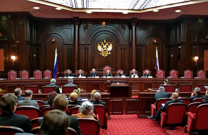 Конституционный суд России подтвердил запрет свастики