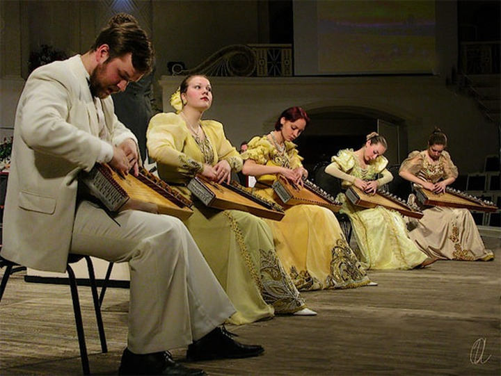 Старинные марийские мелодии прозвучат в Йошкар-Оле