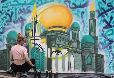 """Фестиваль """"Разноцветная Москва-2021"""". Визуальное искусство"""