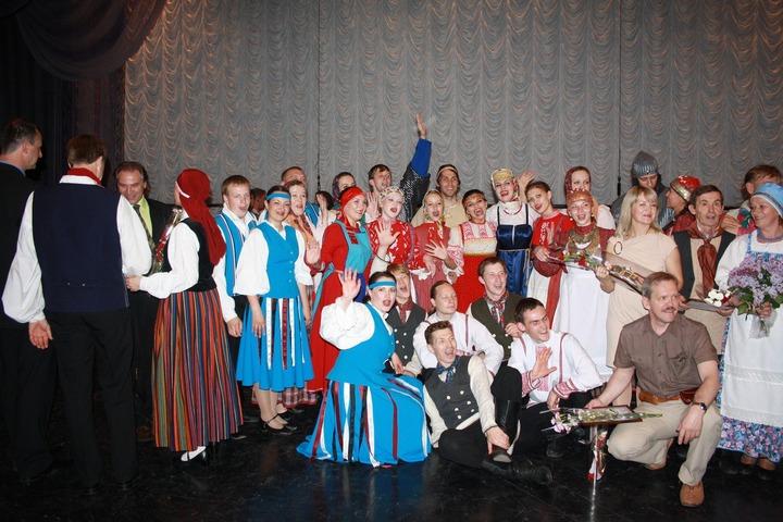 """В Петрозаводске пройдет фестиваль карельского танца """"Хумахуш"""""""