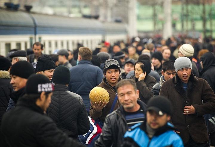 Миграционный поток в Россию стал минимальным за последние семь лет