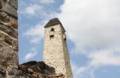 Задержаны подозреваемые в разрушении башенного комплекса в Ингушетии