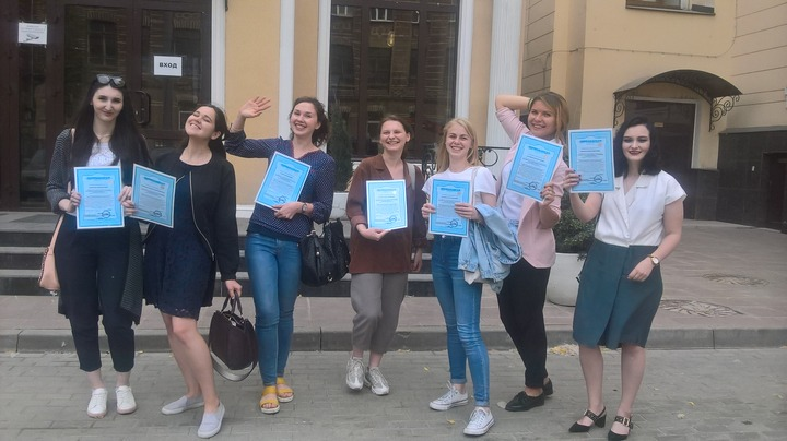 Выпускники Школы межэтнической журналистики получили сертификаты