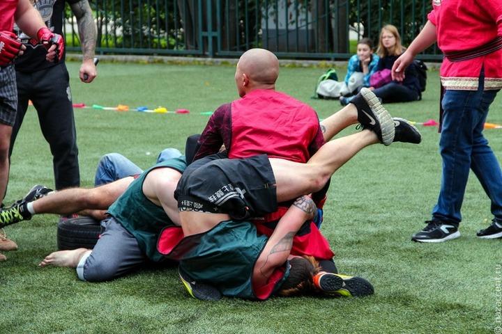 Более 150 спортсменов сразятся на фестивале традиционной борьбы народов России в Москве