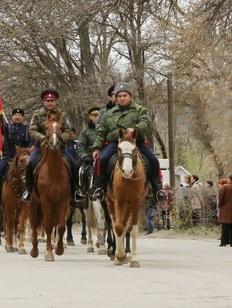 На Кубани казакам выделят в 2015 году больше 1 млрд рублей