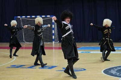 """Спортивный фестиваль """"Дружба народов"""" в Самаре"""