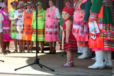 В Москве женщин поздравят с 8 марта по-марийски