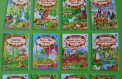 Хакасская и башкирская сказки вошли в турецкий сборник сказок тюркоязычных народов