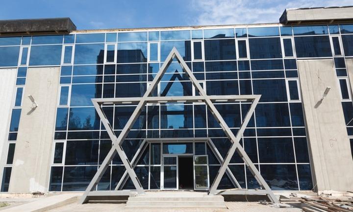 В Архангельске после поджога восстановили здание синагоги