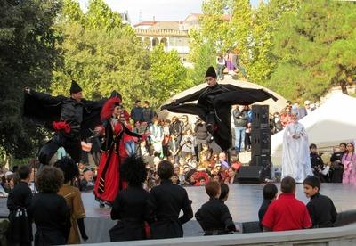 Москвичи отметят грузинский праздник и узнают правду о боржоми, хинкали и хачапури