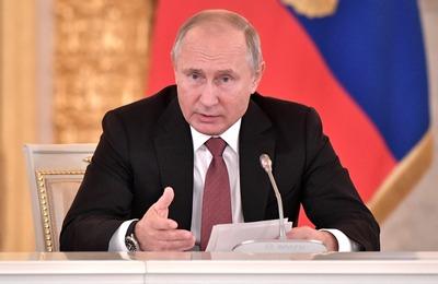 Путин внес изменения в Стратегию госнацполитики