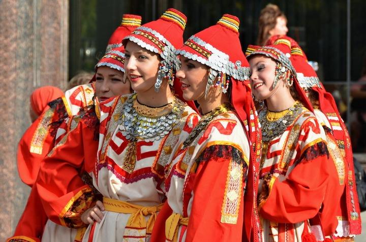 Тюменские чуваши встретили Новый год