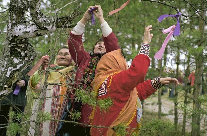 В Тюмени отпраздновали Вороний день