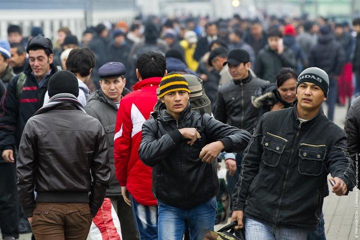 Почти 80% россиян выступили за ограничение потока мигрантов