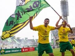 Поджегшие флаг Дагестана футбольные фанаты заявили, что не преследовали националистических целей