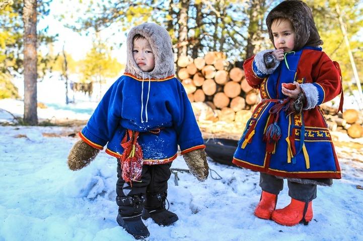 Россия и Франция изучат влияние глобального потепления на жизнь коренных народов