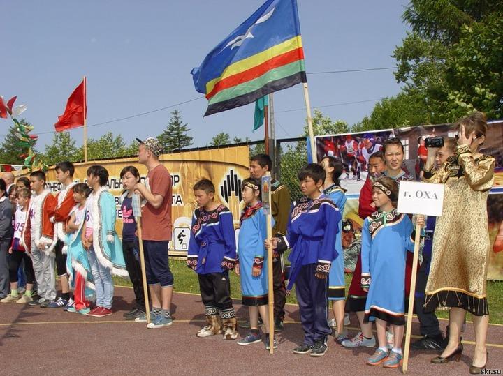 На Сахалине пройдет первенство по национальным видам спорта среди детей