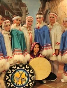 Молодежь КМНС записала поздравление с Новым годом на родных языках