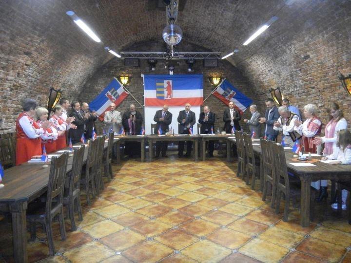 Русинское движение признало независимость юго-восточных областей Украины