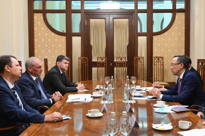 Магомедсалам Магомедов обсудил с Верховным комиссаром по делам нацменьшинств ОБСЕ актуальные вопросы межнациональных отношений