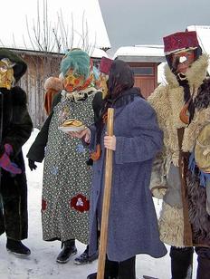 В марийских деревнях Татарстана приступили к празднованию Шорыкйол