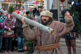 День народного единства-2018 на Тверской площади