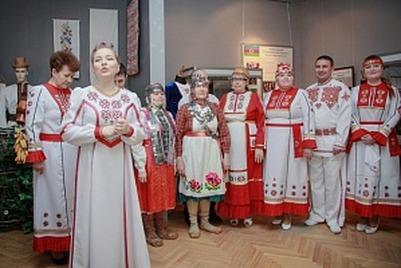 "В Мурманске открылась выставка ""Мурман многонациональный"""