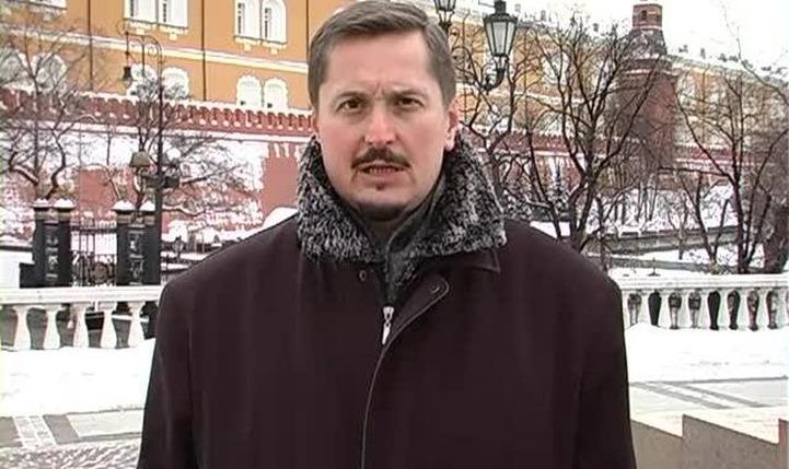 Националиста Владимира Тора допросили и изъяли книгу Чубайса
