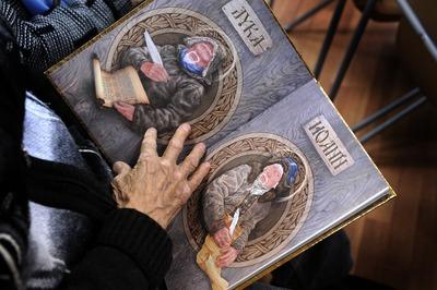 На Таймыре издали долганскую версию Евангелия