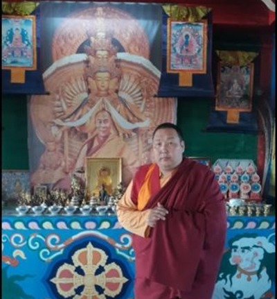Новым верховным ламой Тувы стал Сергек Сарыглар