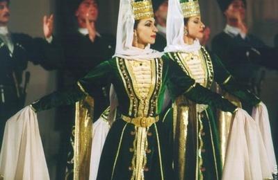 """Ансамбль """"Вайнах"""" выступит с программой о чеченских традициях в Москве"""