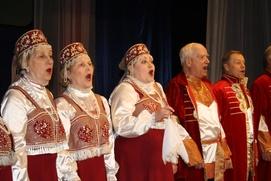 Биробиджанский народный хор русской песни отметил юбилей