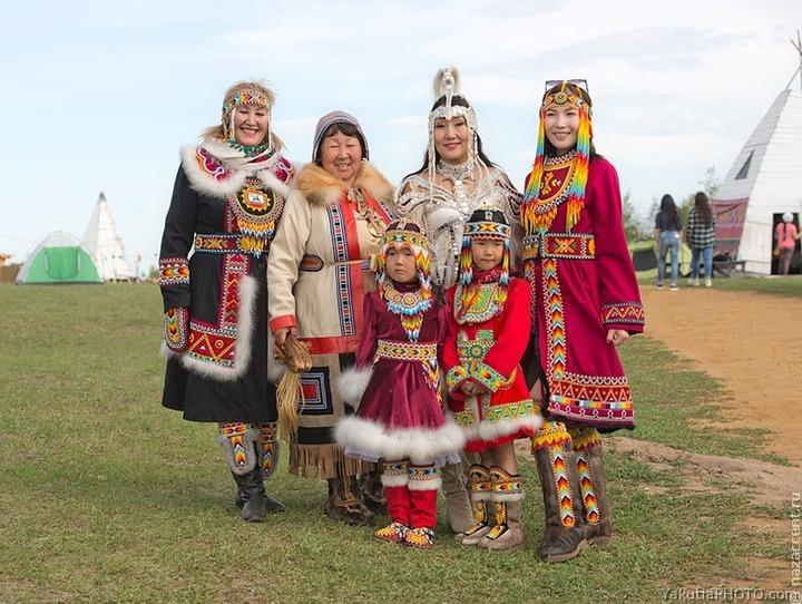 Численность коренных малочисленных народов на Урале выросла на 8 процентов